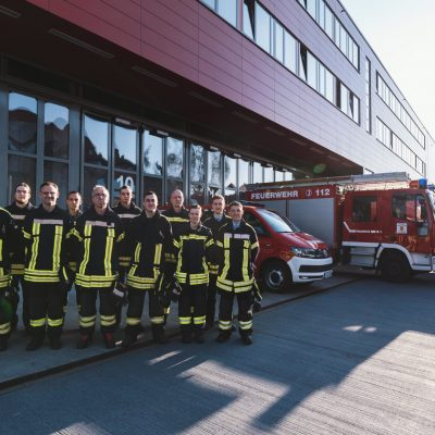 Freiwillige Feuerwehr Potsdam Zentrum